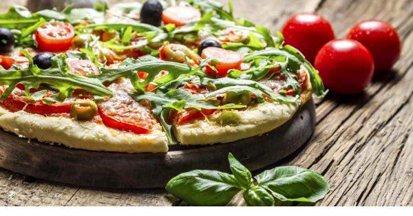 La Pizza Margarita más Rica que Hayas Probado