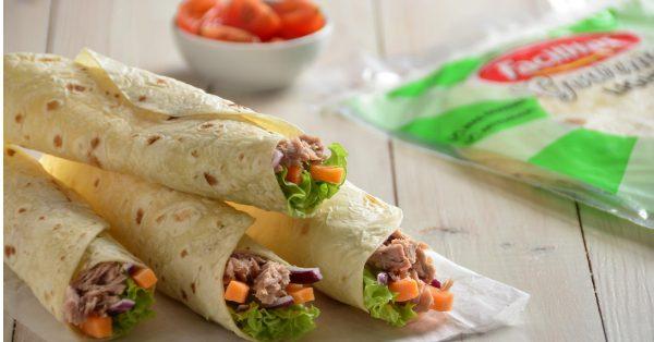 Exquisitos Burritos de Atún Frescos y Livianos