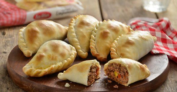 Riquisimas Empanadas Tradicionales de Carne