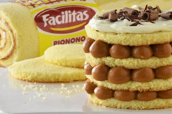 Una Delicia: Mini Torta de Dulce de Leche y Chocolate