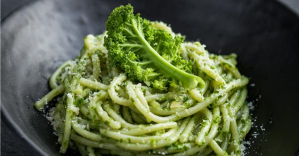 Sanos y Exquisitos: Spaghetti al Brócoli