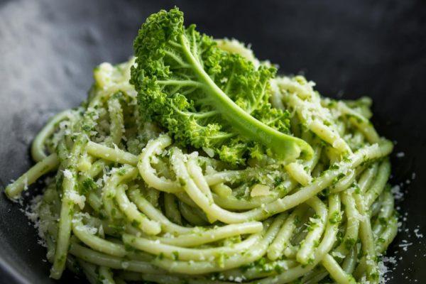 Sanos y Exquisitos: Spaghetti al Brócoli